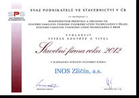 oceneni 2012
