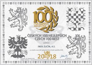oceneni 2018